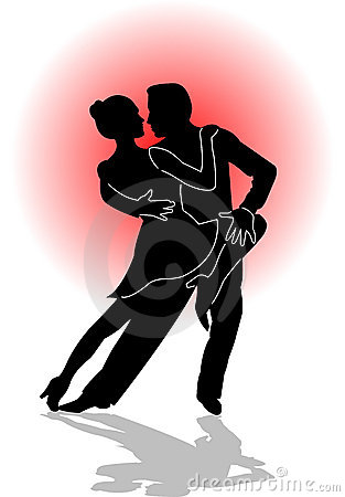 Free Tango Dance/eps Stock Photo - 516050
