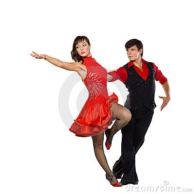 Free Tango Dancers Royalty Free Stock Images - 16214259