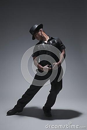 Tango Dancing Step