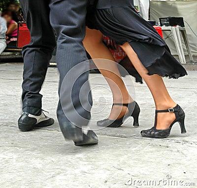 Free Tango Feet Stock Images - 5259064