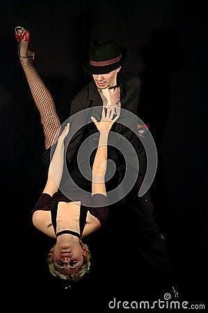 Tango figure