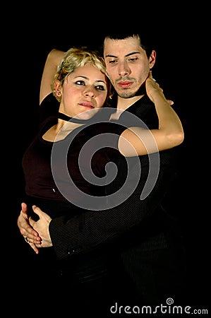 Tango hug