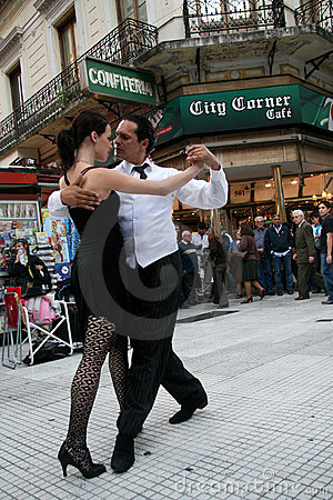 Free Tango In Buenos Aires Stock Image - 6894371