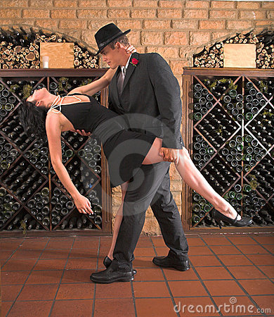 Tango move