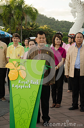 Tanin Subhasaen, Chiang Mai Governor Editorial Image