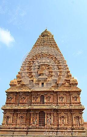 Free Tanjore Temple Royalty Free Stock Photos - 28819518