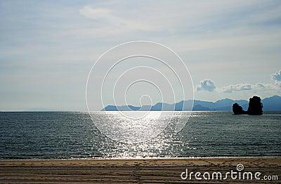 Tanjung Rhu Beach on Langkawi island