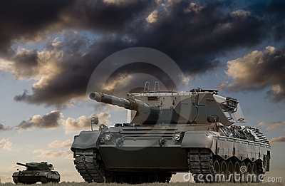 Tank Battle