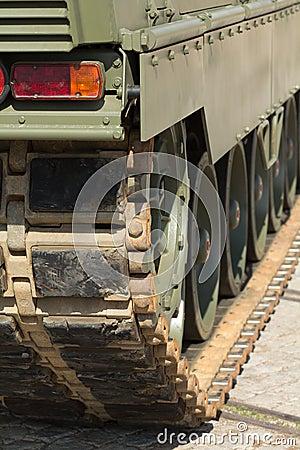 Tank chains