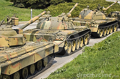 Tank column