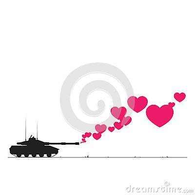 Tank and hearts.