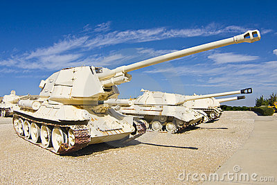 Tank hunter - war trophy