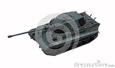 Tank King Tiger