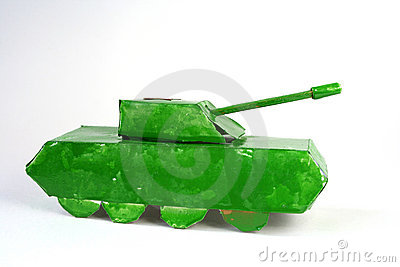 Tank from paperboard