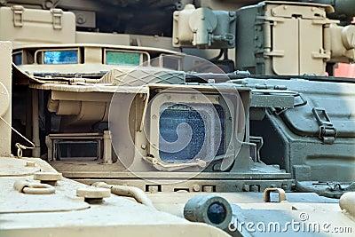 Tank periscope