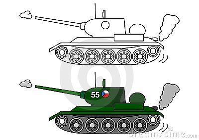 Tank t 34