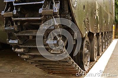 Tank-wheel