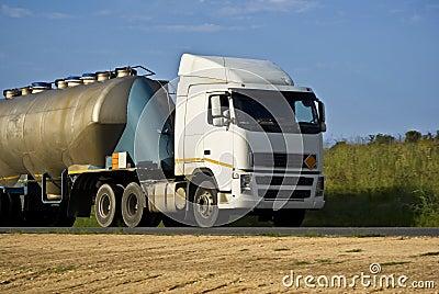 Tanker Transportation - Heavy Duty Hauling