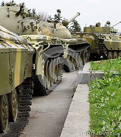 Tanks column