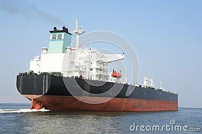Tankship