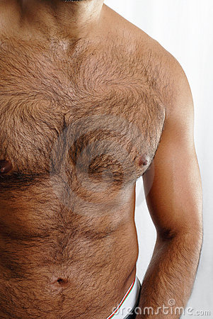 Free Tanned Male Torso Stock Photo - 2848520