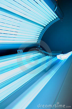 Free Tanning Bed Stock Image - 4593761
