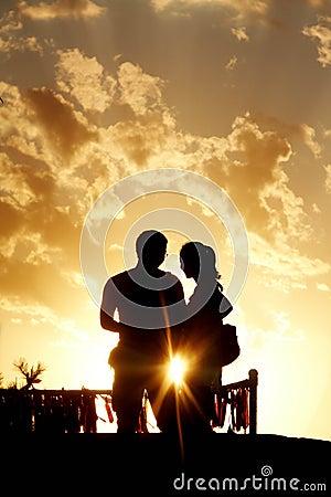 Étant dans l amour