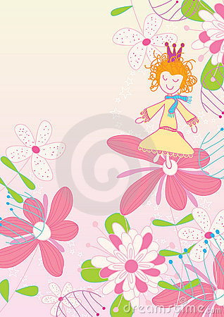 Tanzen auf Flower_eps