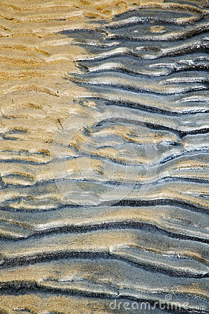 Free Tao Bay Abstract Of A Wet Sand And The Beach In South China Stock Images - 46750234