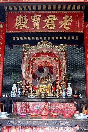 Taoism Temple