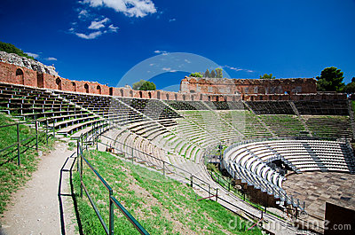 Taormina - The Greek Theater