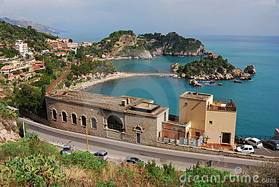 Taormina and Isola Bella (Sicily)