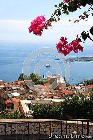 Free Taormina, Sicily, Italy Stock Image - 18392941