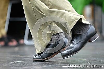 Tap dancer 2