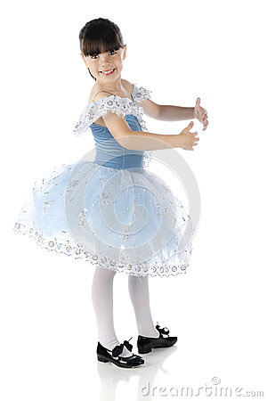 Tap Dancer in Form