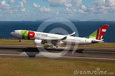 TAP Portugal Airbus A330 Editorial Image