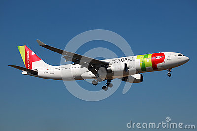 TAP Portugal Airbus A330 Editorial Photography