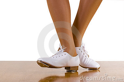 Tap-Top/Clog Dance Front And Side Steps