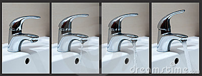 Tap water phases