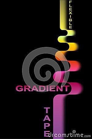Tape gradient