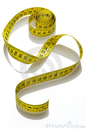 Free Tape Measure Stock Photo - 1273550