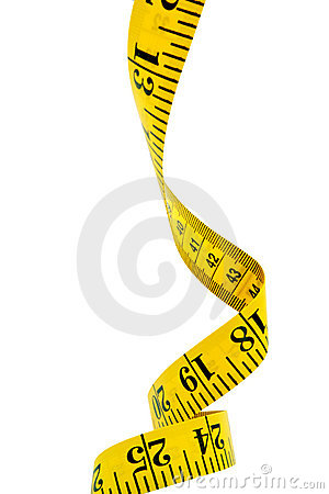 Free Tape Measure Royalty Free Stock Photography - 7971107