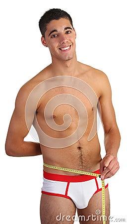 Tape measure guy