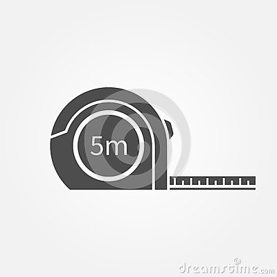 Free Tape Measure Icon Royalty Free Stock Images - 85911469