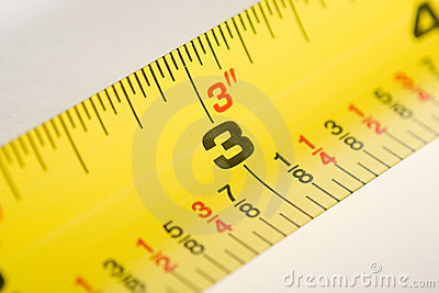 Tape Measure Three