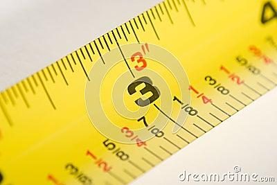 Tape Measure Three