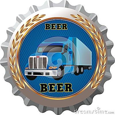 Tappo  corona camion
