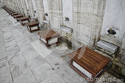 Taps And Seats For Ablution