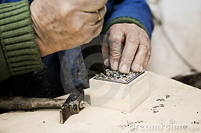 Taracea craftsman