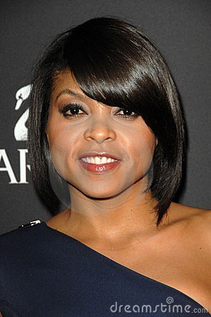 Taraji P Henson, Editorial Stock Image